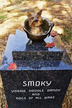 Smoky memorial